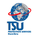 TSU Protection Services Namibia Logo