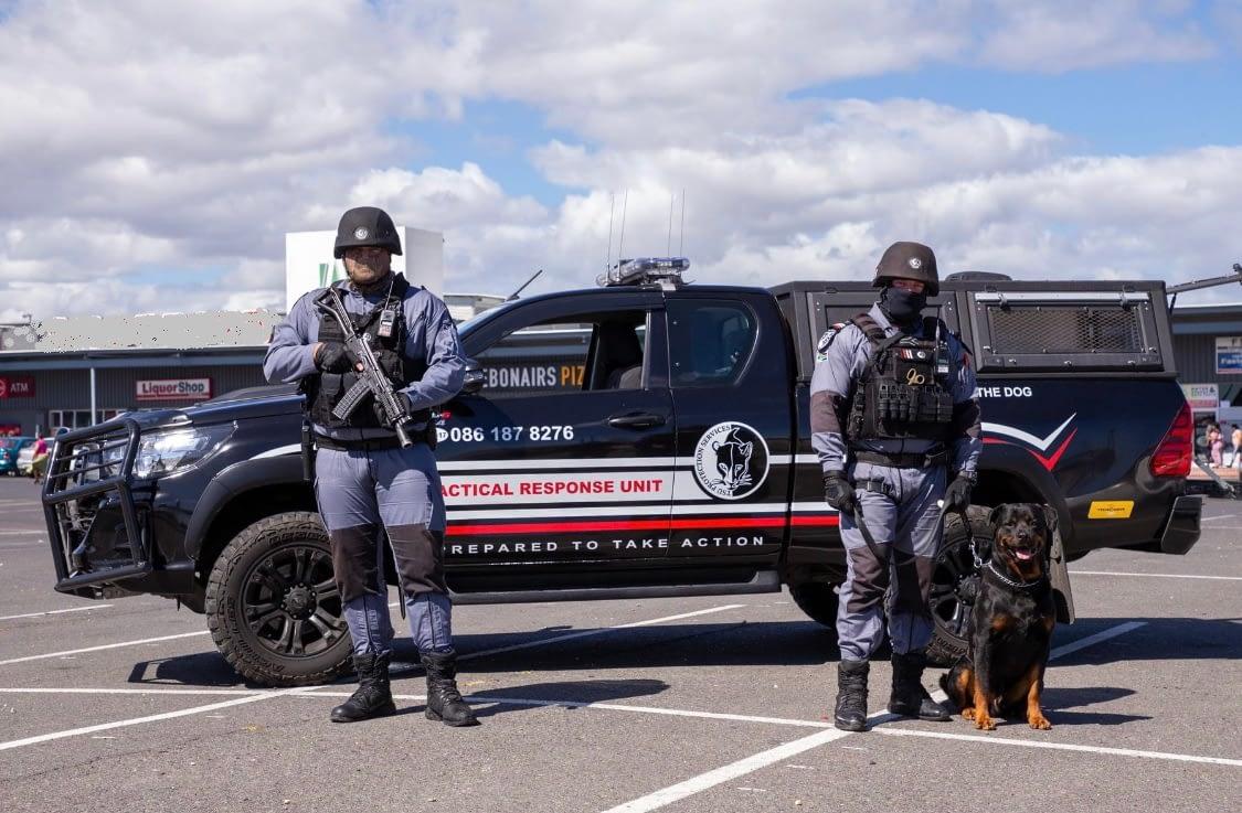 TSU Protection Services - Armed Escort