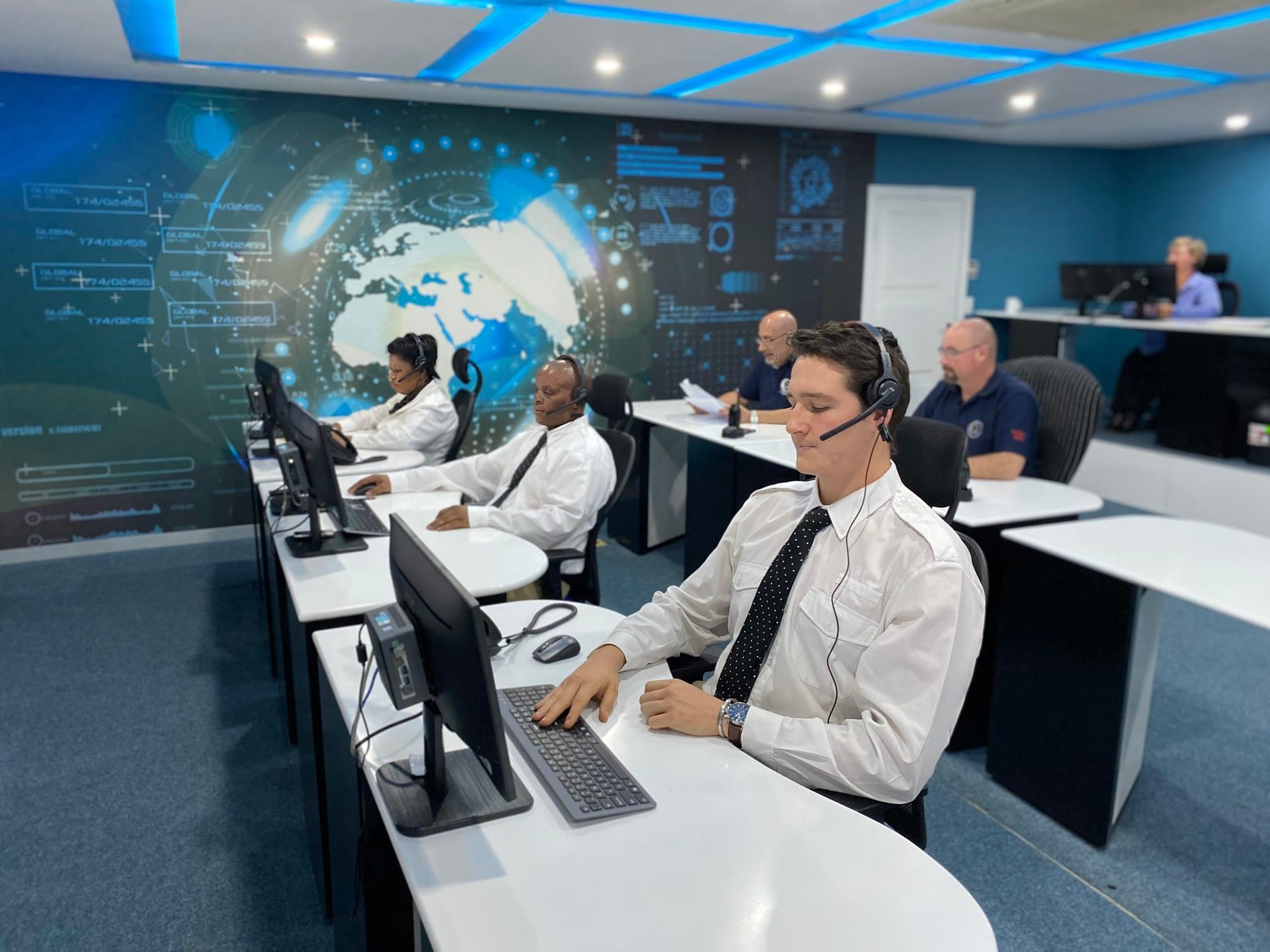 TSU Protection Services -24/7 Control Room Monitoring