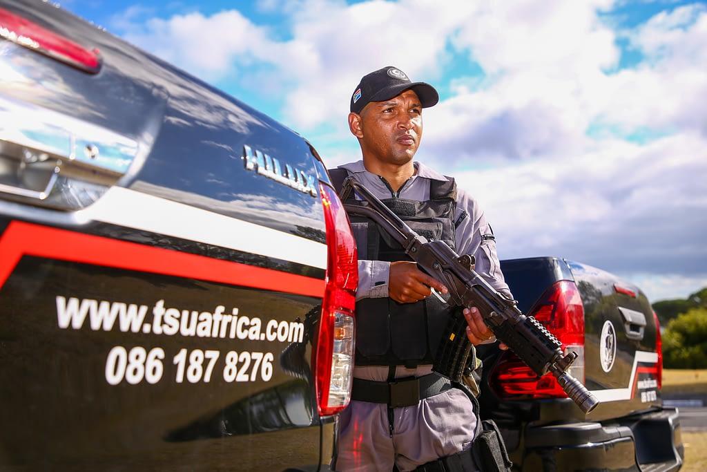 TSU Protection Services -Executive Support